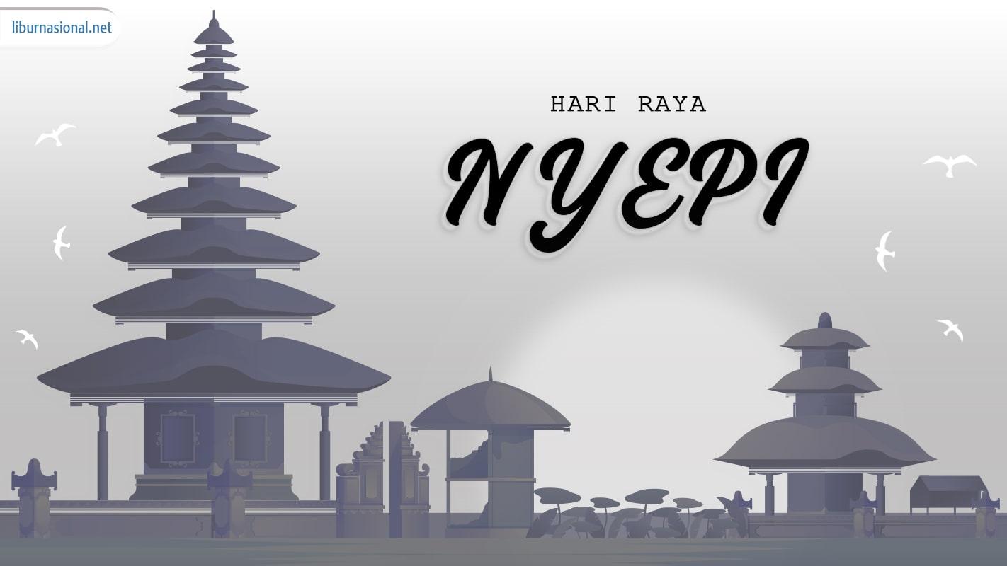 hari raya nyepi nyepi liburnasional.net libur nasional