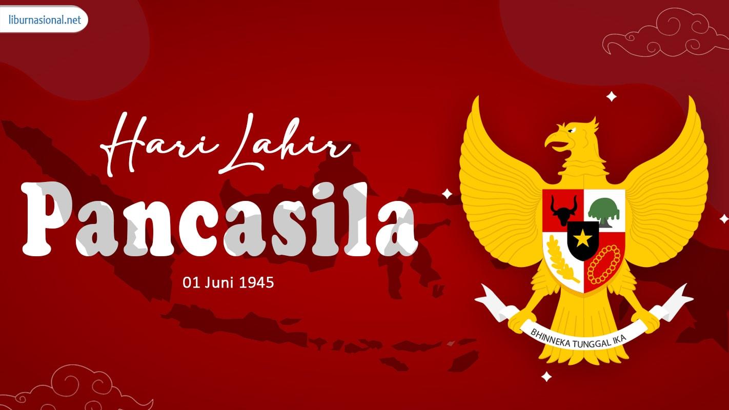 """Image for google search of """"hari lahir pancasila"""" as """"libur nasional"""" from liburnasional.net"""