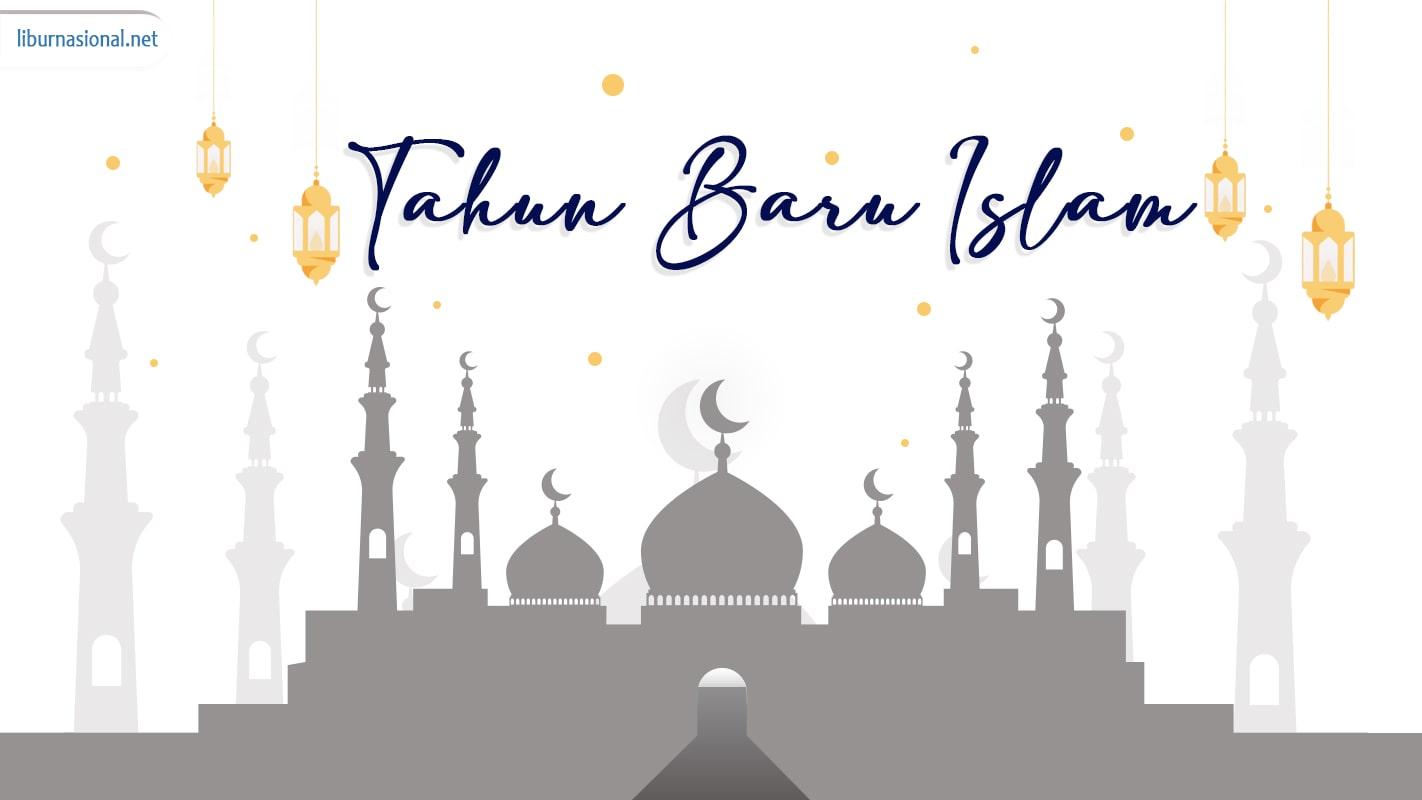 Perayaan tahun baru islam di Indonesia sebagai salah satu hari libur nasional