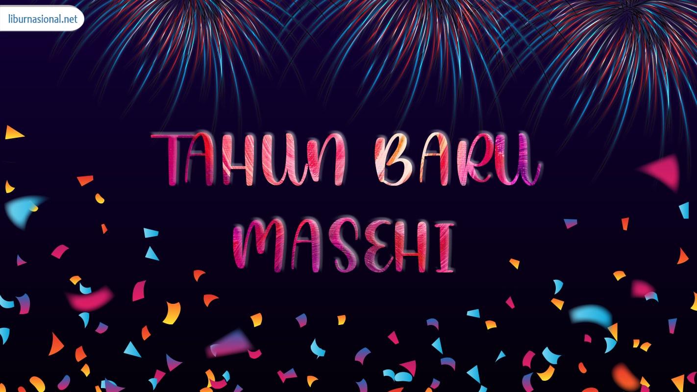 sejarah tahun baru masehi