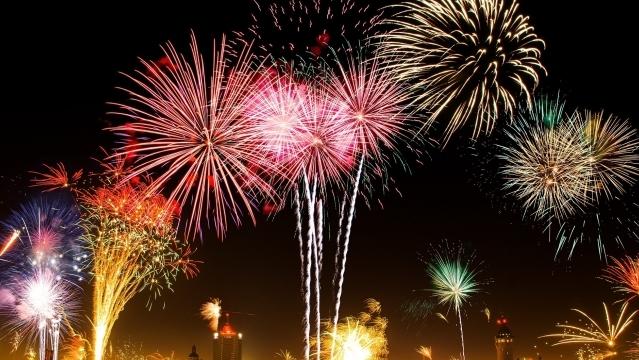 perayaan tahun baru masehi di setiap awal tahun